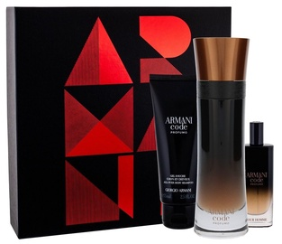 Giorgio Armani Code Profumo 110ml EDP + 75ml Shower Gel + 15ml EDP