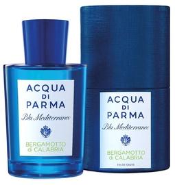 Tualetes ūdens Acqua Di Parma Blu Mediterraneo Bergamotto di Calabria 150ml EDT Unisex
