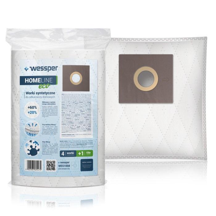 Wessper Vacuum Cleaner Bags WES1008
