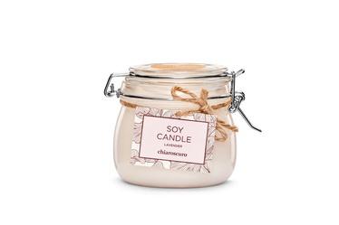 Ароматическая свеча Mondex Soy Candle Lavender, 500 мл
