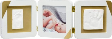 Baby Art My Baby Touch Simple Frame White