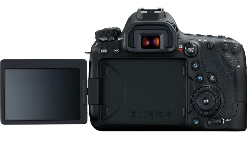 Canon EOS 6D Mark II 24-70mm f/4L IS USM + BG-E21 Black