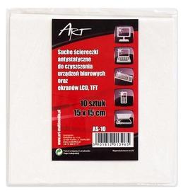 ART Anti-Static Dry Cloth 15 x 15cm 10 pcs