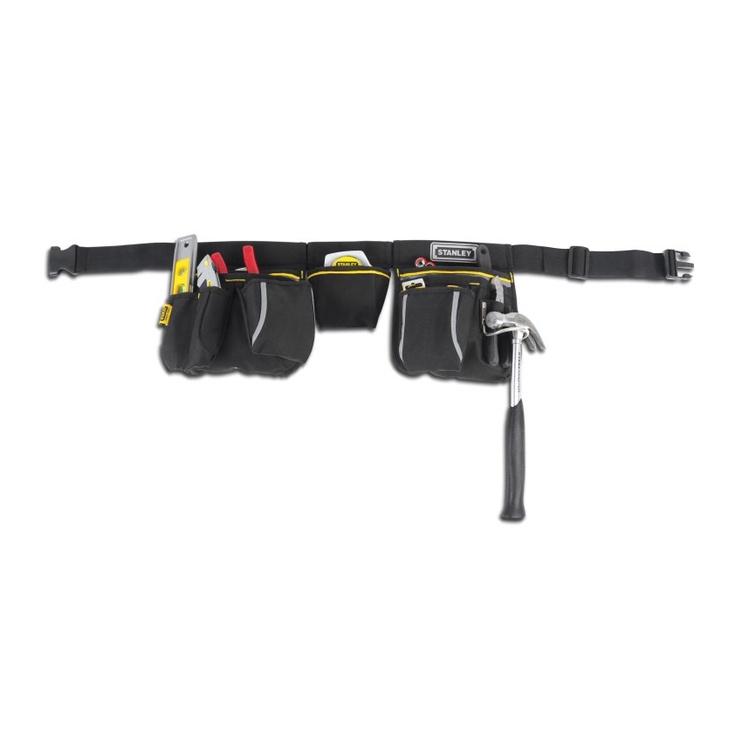 Įrankių diržas Stanley, 60 x 25.5 x 7.5 cm