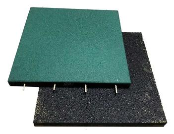 Lisa 4IQ Rubber Mat Surface, 50 cm x 50 cm
