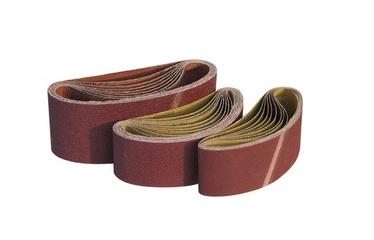 Шлифовальная лента Industry, P80, 100x610 мм, 1 шт.