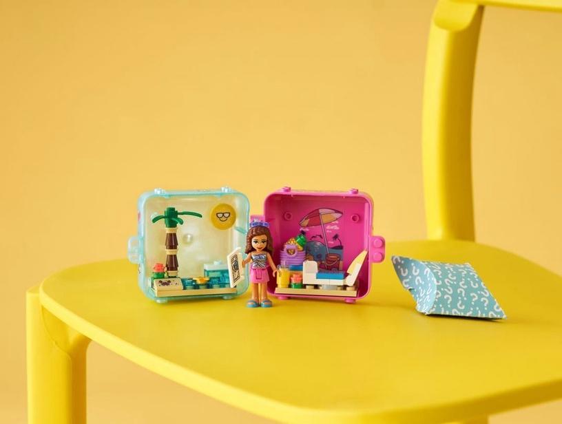 Конструктор LEGO® Friends 41412 Летняя игровая шкатулка Оливии