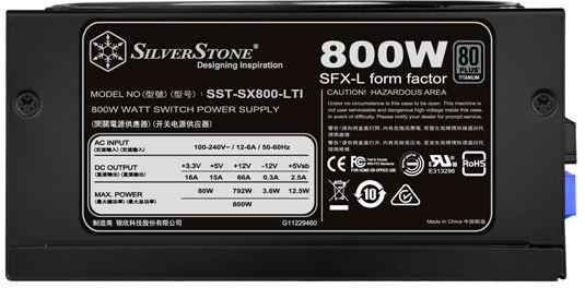 SilverStone SX800-LTI 800W