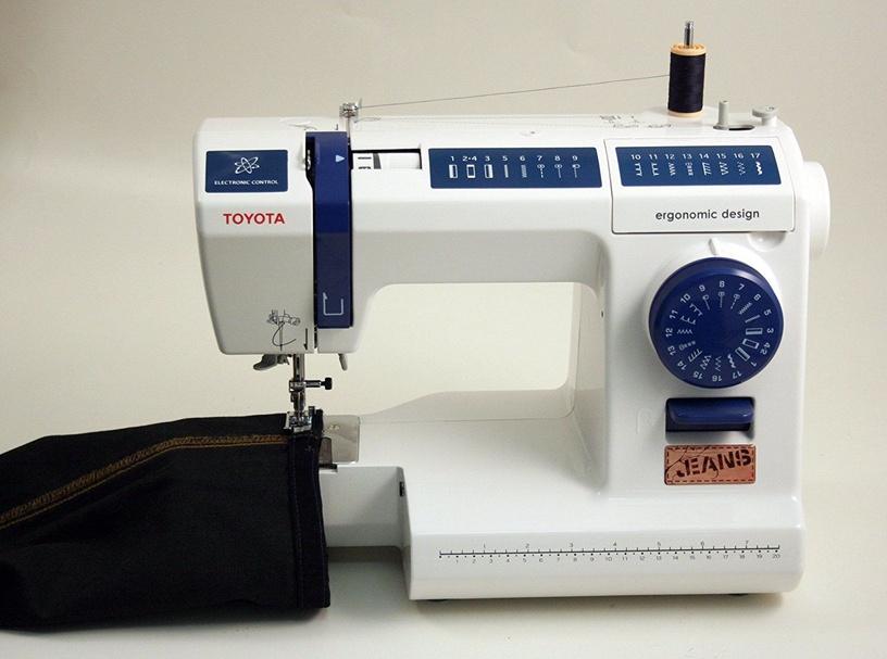 Siuvimo mašina Toyota JSPA17
