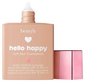 Benefit Hello Happy Soft Blur Foundation SPF15 30ml 05