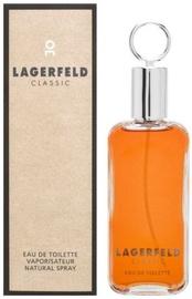 Tualetes ūdens Karl Lagerfeld Classic, 50 ml EDT