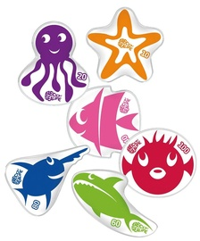 Beco Sealife Diving Animals 9611