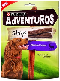 Purina Adventuros Strips With Venison 90g