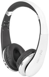 Trevi DJ1200 Bluetooth On-Ear Headphones White