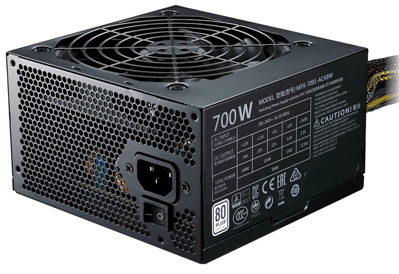 Cooler Master MasterWatt Lite MWE V2 700W