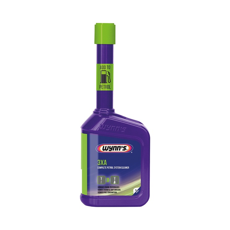 Топливные присадки Wynn's 3XA Complete Petrol System Cleaner W70759 0.325l