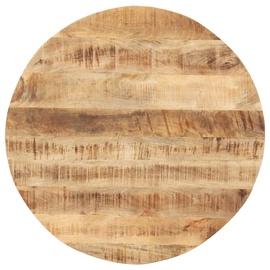 Столешница VLX Mango Wood Round 286003, коричневый, 800 мм x 800 мм