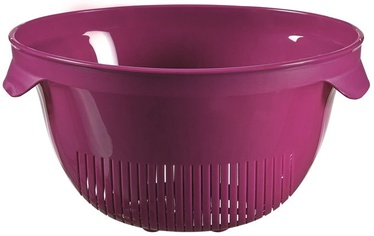 Curver Colander Kitchen Essentials Purple