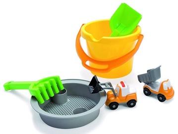 Набор игрушек для песочницы Dantoy 1430, многоцветный