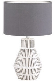 Fischer & Honsel Blinz 50099 Tabla Lamp 40W E14 White/Gray