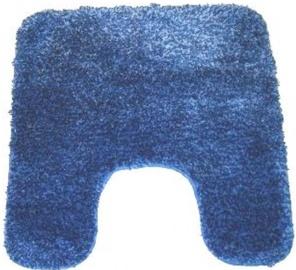 Vannas istabas paklājs Spirella Gobi Blue, 550x550 mm