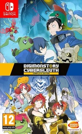Игра Nintendo Switch Digimon Story: Cyber Sleuth Complete Edition SWITCH