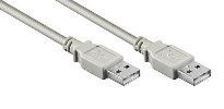 Delock Cable USB / USB Grey 1.8m