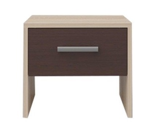 CMF Group Agata Nightstand Sonoma Oak/Wenge Magic