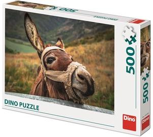 Dino Puzzle Donkey 500pcs