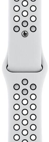 Умные часы Apple Watch Series 6 GPS LTE 44mm Aluminum, серебристый