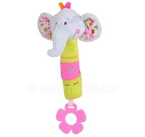 Grabulis BabyOno Elephant, rozā