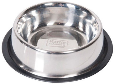 Karlie Flamingo Dog Bowl 0.7l