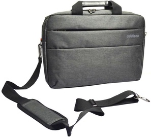 Addison Notebook Bag 14.1'' Grey