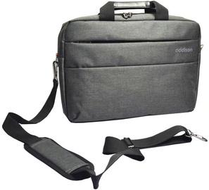 Сумка для ноутбука Addison Notebook Bag 14.1, серый, 14.1″
