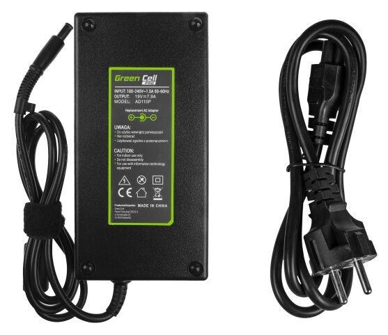 Адаптер Green Cell AD110P PRO 19V 7.9A 150W for HP EliteBook