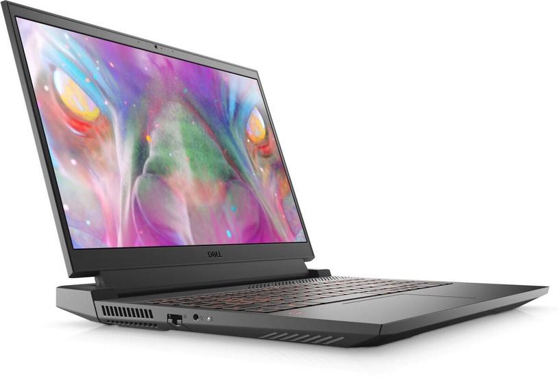 Ноутбук Dell Inspiron G15 5510-1750 PL Black