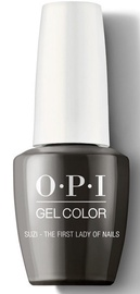 Nagu laka OPI Gel Color Suzi - The First Lady Of Nails