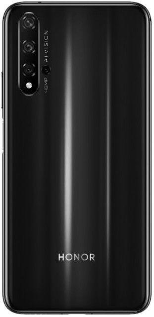 Mobilus telefonas Huawei Honor 20 6/128GB Midnight Black