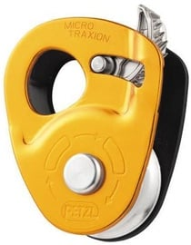 Petzl Micro Traxion Orange