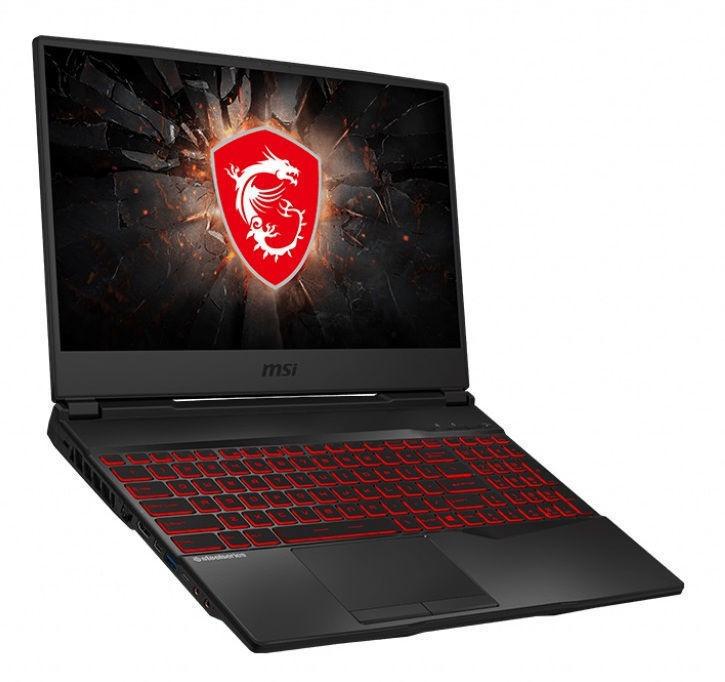 """Nešiojamas kompiuteris MSI GL65 Leopard 10SCSR-048XPL PL Intel® Core™ i5, 8GB/512GB, 15.6"""""""