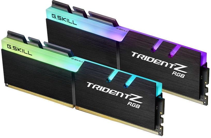 G.SKILL Trident Z RGB 32GB 3200MHz CL14 DDR4 KIT OF 4 F4-3200C14Q-32GTZR