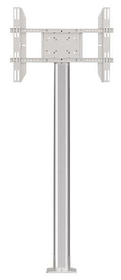 "Televizoriaus laikiklis Multibrackets Display Stand 10 with Floormount 24-63"" Silver"
