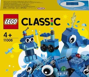 Конструктор LEGO Classic Синий набор для конструирования 11006, 52 шт.