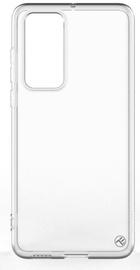 Tellur Basic Back Case For Huawei P40 Transparent