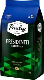 KOHVIUBA PAULIG PRESIDENTTI ESPRESSO 1KG