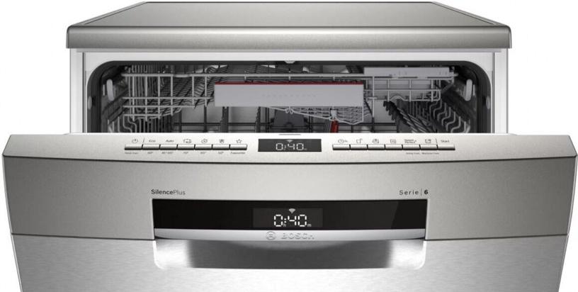 Trauku mazgājamā mašīna Bosch SMS6EDI06E