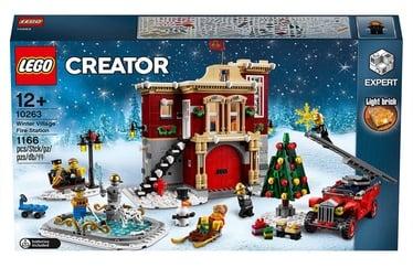 Konstruktor LEGO Creator Expert Winter Village Fire Station 10263