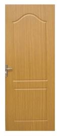 Vidaus durų varčia ZU-01, ąžuolo, 200x70 cm