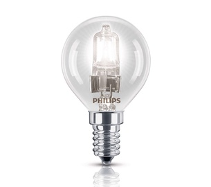 Halogeninė lempa Philips P45, 42W, E14, 2800K, 630lm