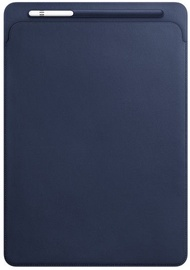 "Apple Leather Sleeve For 12.9"" iPad Pro Midnight Blue"
